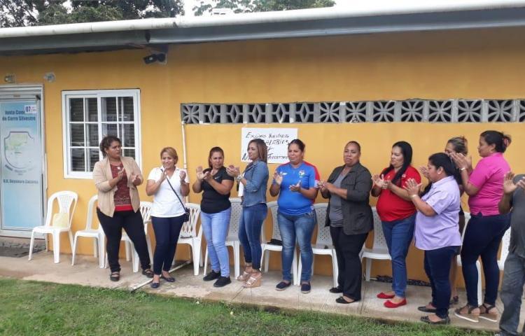 Funcionarios de Cerro Silvestre en huelga porque el Municipio no paga la quincena