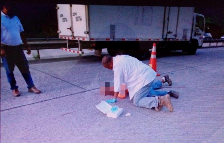 Fallece obrero arrollado en el Centenario