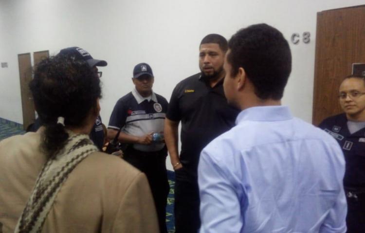 Rector de la UP exige investigación por acusaciones de la seguridad israelí