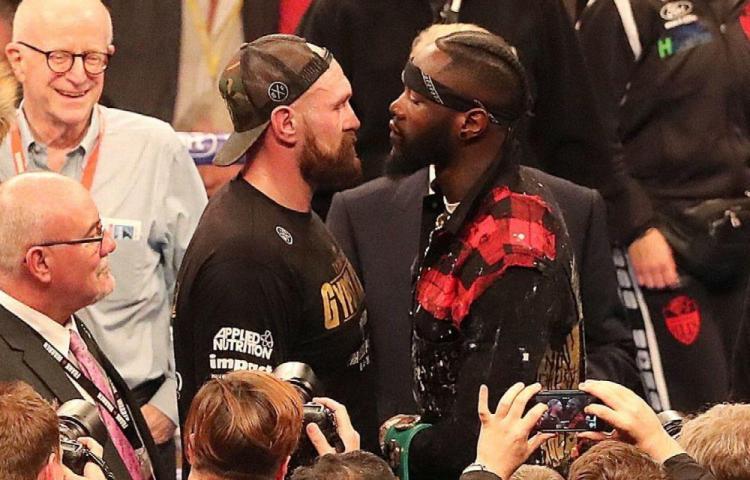 Tyson Fury se enfrentará a Wilder en Las Vegas