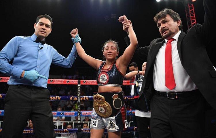 'Avispa' Ortiz logra décima defensa