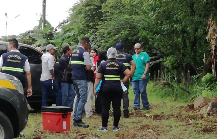 Cadáver en estado de putrefacción es hallado en Santiago