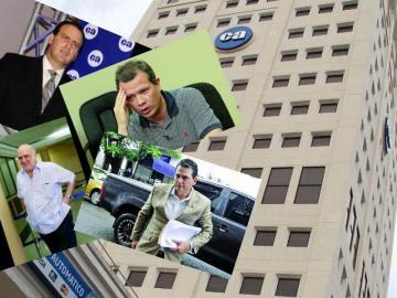 Sobreseídos 22 acusados de peculado contra la Caja de Ahorros