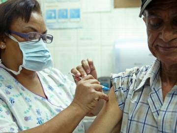 Panamá le hace frente a la enfermedad del sarampión