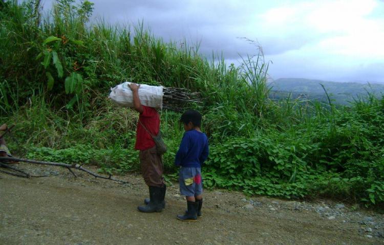 El 50% de la población pobre en nuestro país se trata de niños