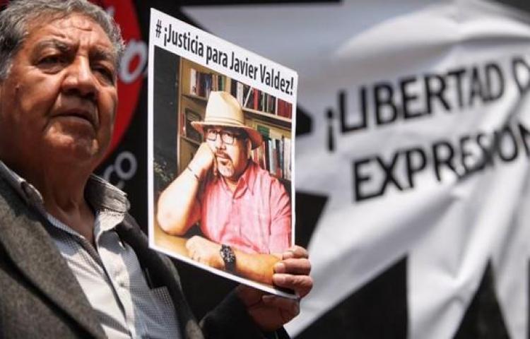 Al menos 21 periodistas están desaparecidos en México desde 2003