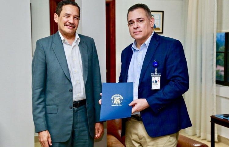 Julio Valarini es nombrado como nuevo Director General Interino de la CSS