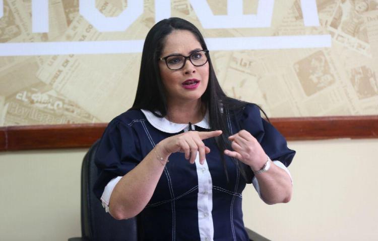 'Haré declaraciones de bienes', Zulay