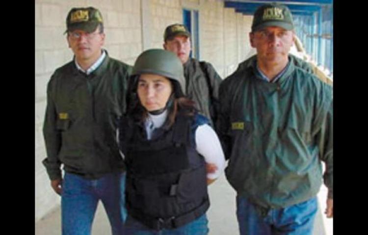 Sale de prisión Sonia, la primera guerrillera de las FARC extraditada a EEUU