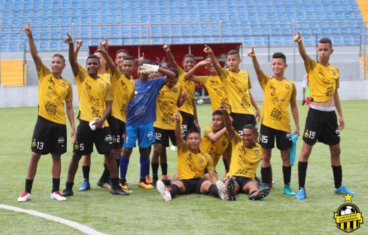 CAI, Sporting y Plaza se llevan la victoria en la LPF Sub-15