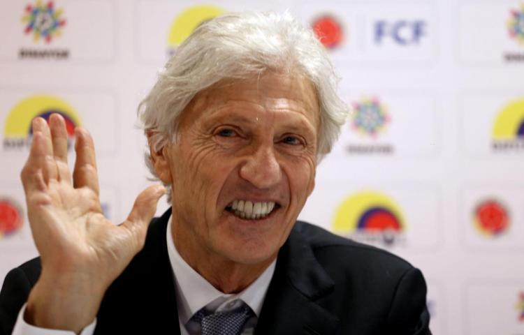 Pekerman deja la selección Colombia