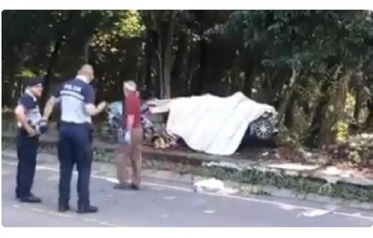 Sargento muere en accidente de tránsito en Chiriquí