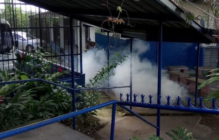 Limpiarán los centros educativos de San Miguelito