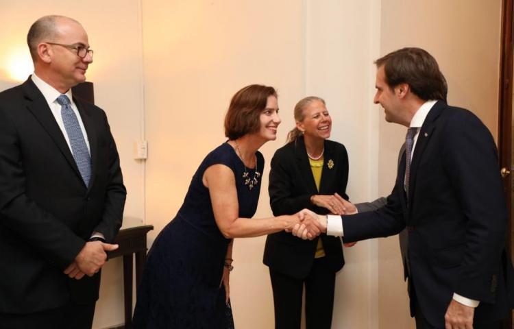 Estados Unidos llama a consulta a su jefe de misiónen Panamá