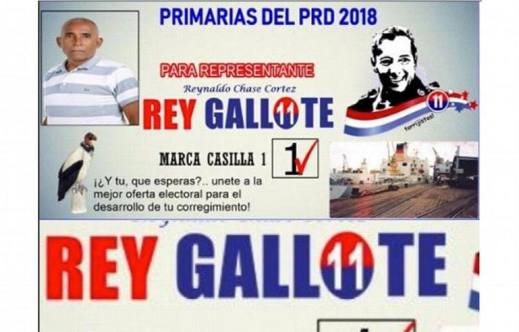 Vallas de candidatos con 'apodos locos' invaden calles y avenidas