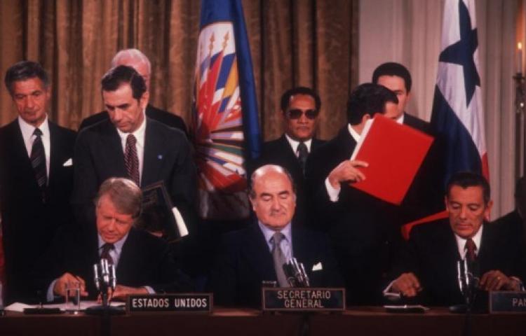 Sigue la conmemoración de los 41 años de los tratados Torrijos-Carter