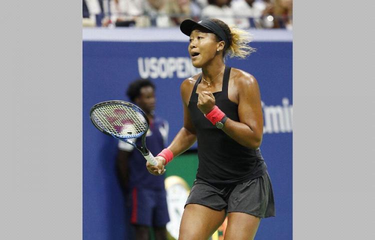 Osaka sorprende a Serena