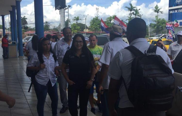 Zulay Rodríguez realiza cierre de campaña en Colón