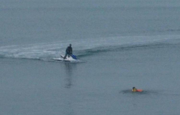 Encuentran el cuerpo sin vida del joven desaparecido en Playa Malibú