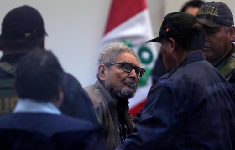 Líderes de Sendero Luminoso, condenados a perpetuidad por atentado en Lima