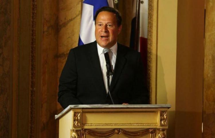 """Varela niega """"tensiones"""" con EE.UU. por haber establecido nexos con China"""
