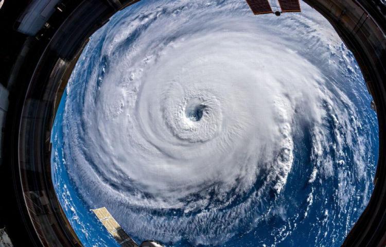 Miles descartan evacuar huracán Florence