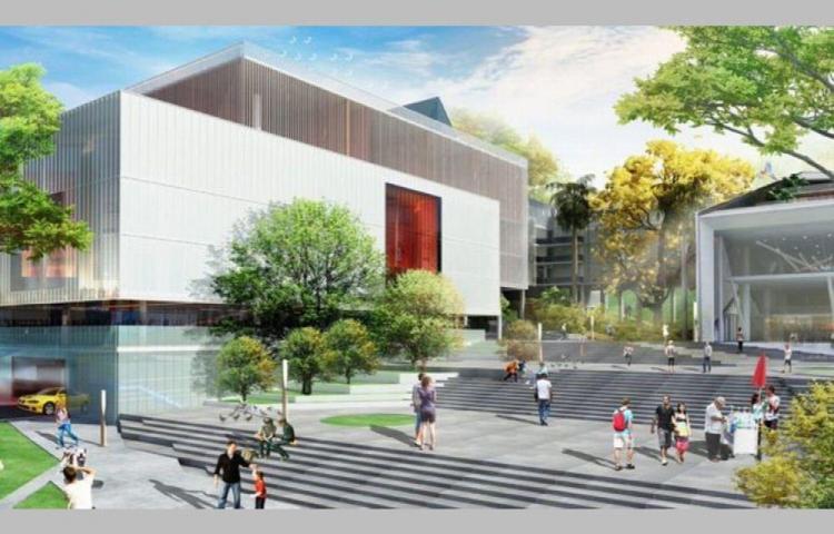'Ciudad de las Artes' a un paso de concretarse