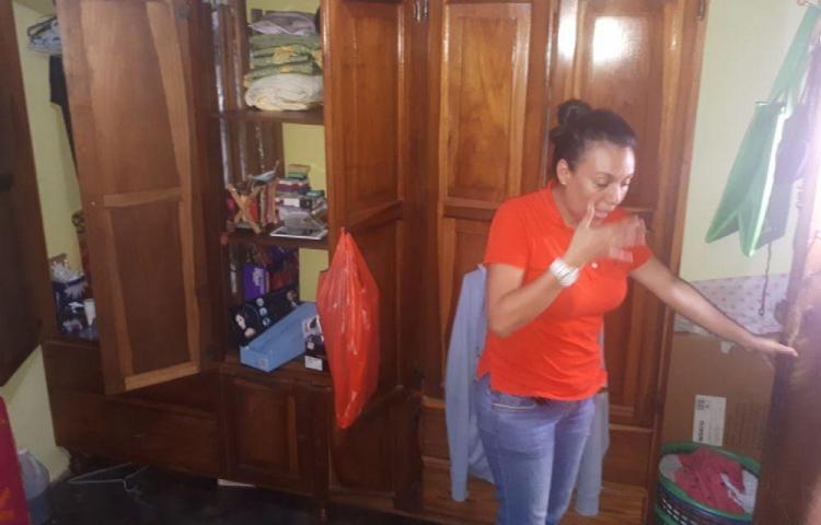 Se metieron a robar en una casa en Bugaba