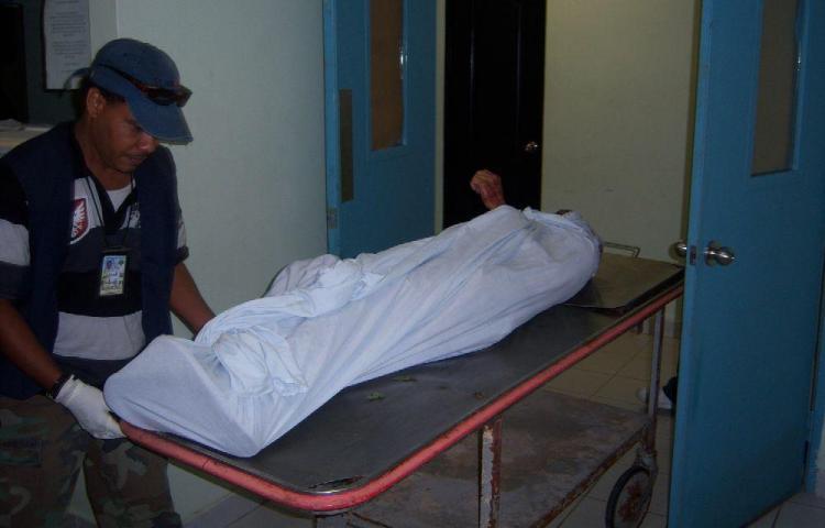 Sin identificar cadáver hallado en San Miguelito