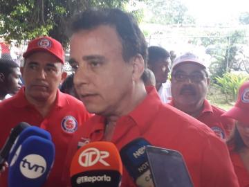 Gerardo Solís dice que no apoya campaña de la NO REELECCIÓN, por ser destructiva