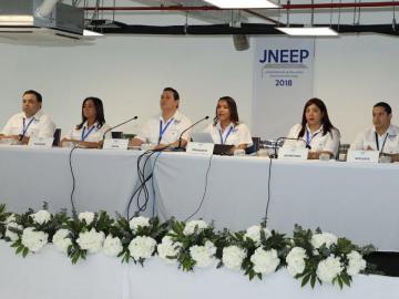 Se instala las mesas de la JNEEP para las primarias del PRD