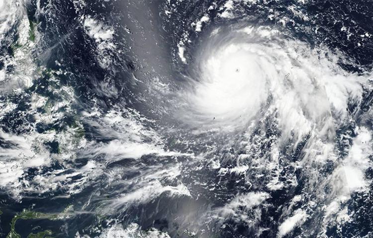 Panamá activa servicio de información para afectados por tifón Mangkhut