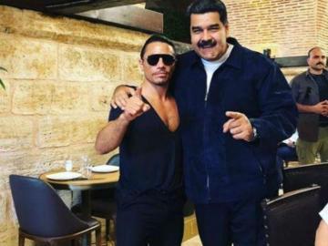 Maduro en Estambul prueba las delicias de famoso chef e indigna a venezolanos