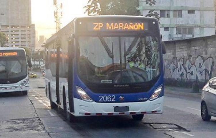 Metrobuses implementan códigos alfanuméricos en sus rutas