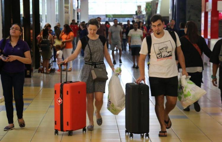Más de 32 mil turistas en el 'Black Weekend'