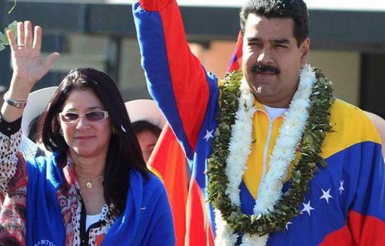 EE.UU eleva la presión sobre Maduro y sanciona a su esposa Cilia Flores