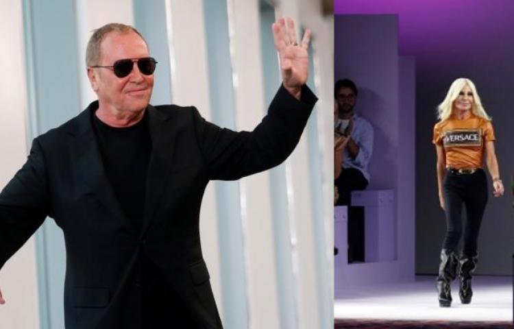 Michael Kors compra Versace por $2 billones ¿El final de la famosa marca?