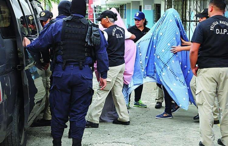 Víctimas de trata de personas pasarían por Panamá rumbo a EE.UU