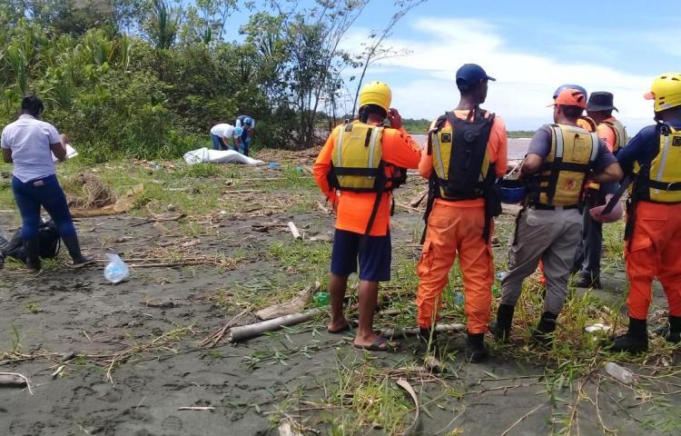 Ubican cuerpo de desaparecido en río Changuinola