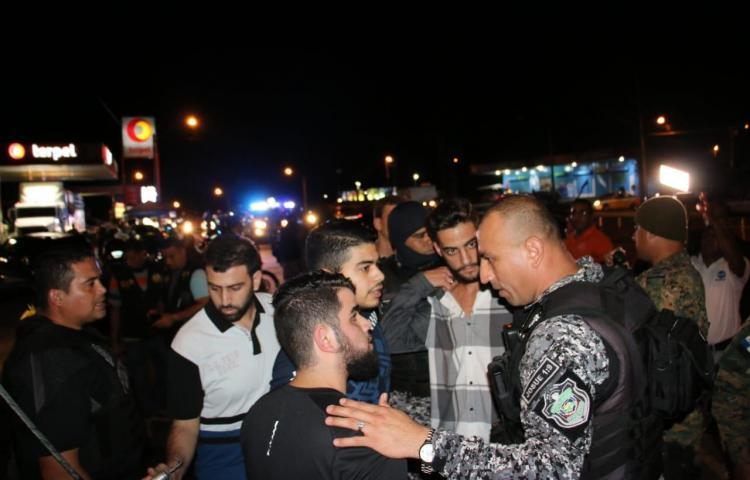 Palestinos secuestrados en Chiriquí están sanos y salvos