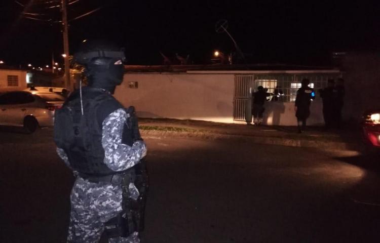 """13 detenidos en La Chorrera durante """"Operación Brigada"""""""