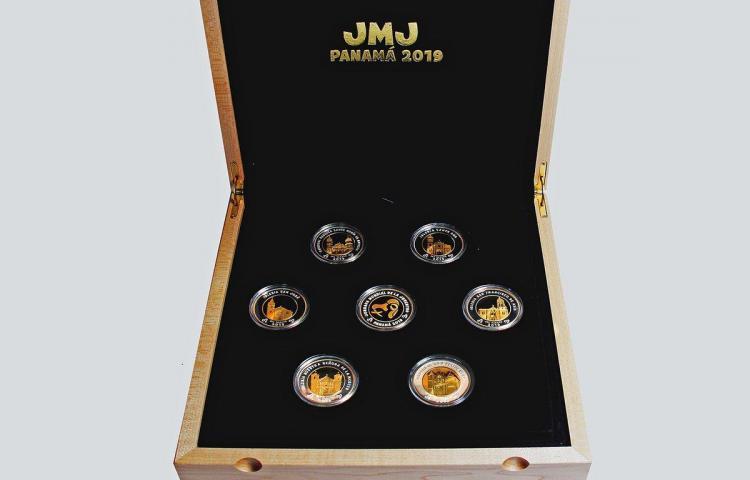 Lanzan moneda alusiva a la JMJ
