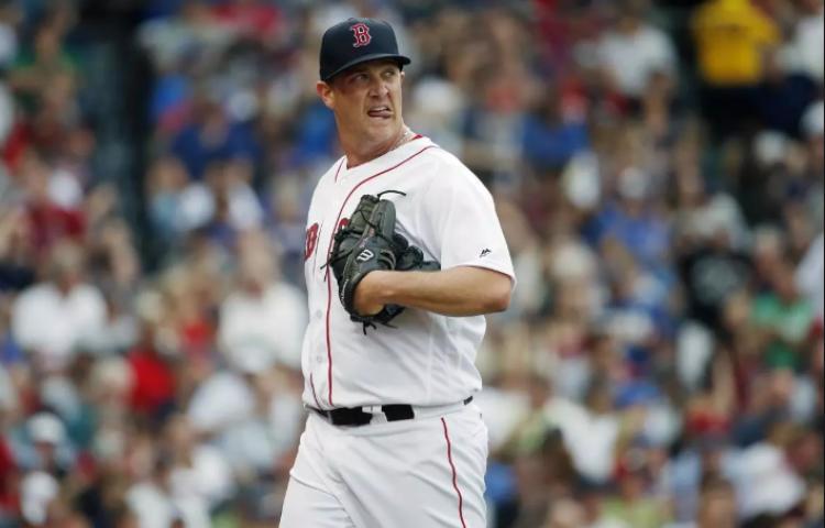 Los Medias Rojas de Boston eliminan a Wright de la lista de sus lanzadores