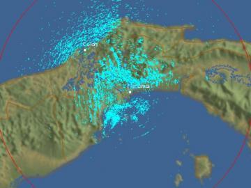 Levantan alerta verde en Chiriquí, Bocas del Toro, Veraguas