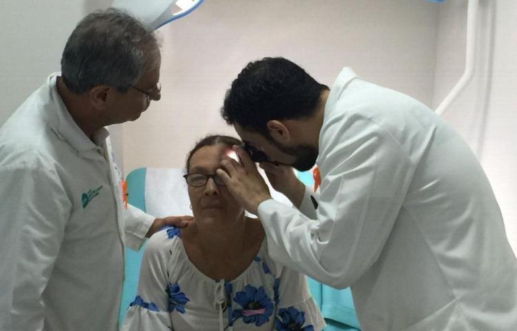 Realizan jornada de detección de cáncer de piel