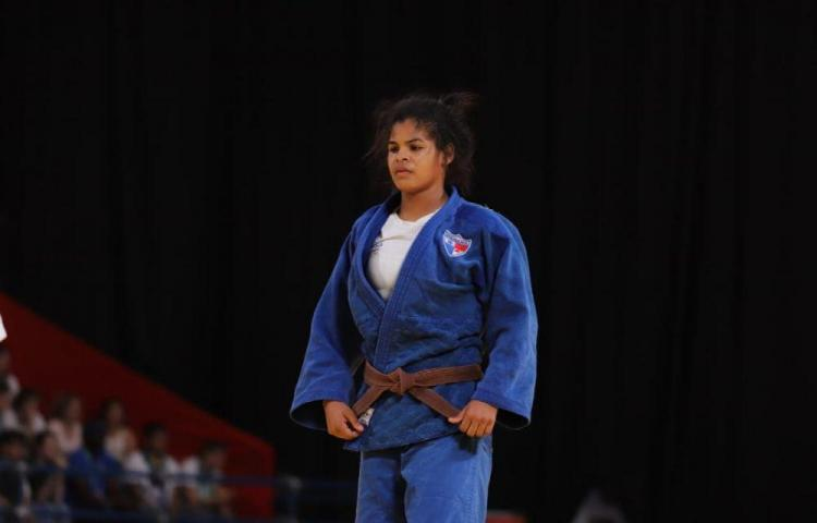 Panas no pudieron en judo