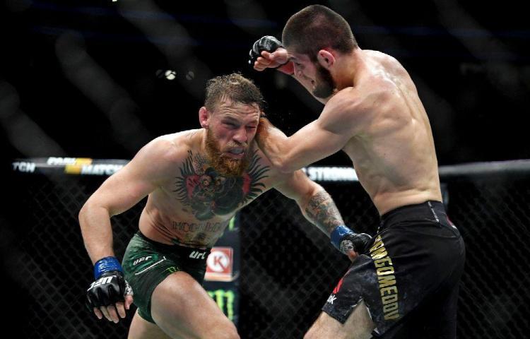 La UFC le sigue ganando terreno al boxeo profesional