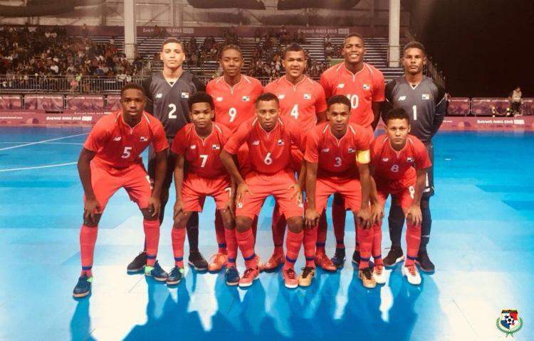 Panamá cae en su segundo partido de futsal en Argentina