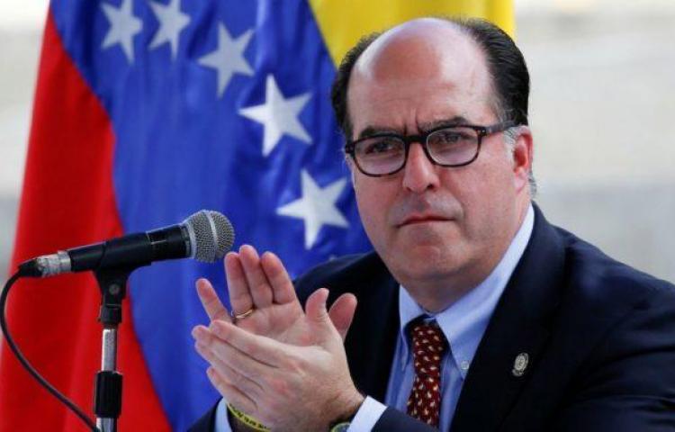 Colombia da estatus de refugiado al opositor venezolano Julio Borges B