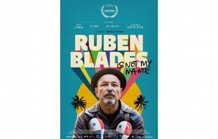 Documental sobre Rubén Blades va por el premio Goya del cine Español